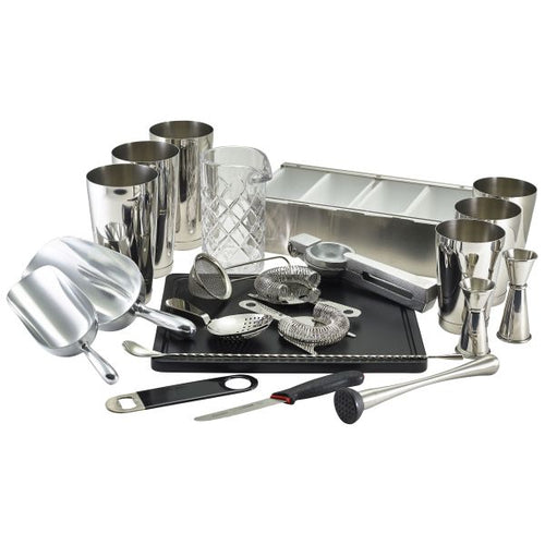 Cocktail Bar Kit - 22 Piece