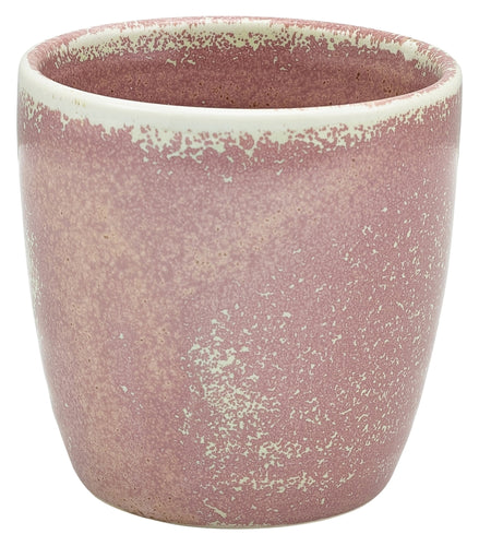 Terra Porcelain Rose Chip Cup 32cl/11.25oz - 6 Pack