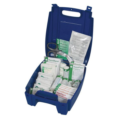 BSI Catering First Aid Kit Medium (Blue Box)