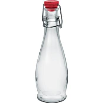 Indro Bottle 335 Red Lid