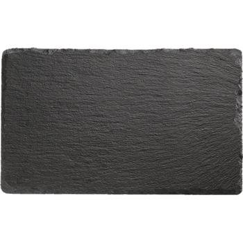 Natural Slate Tray 24x15cm