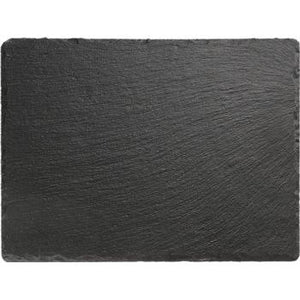 Natural Slate Tray 26x20cm
