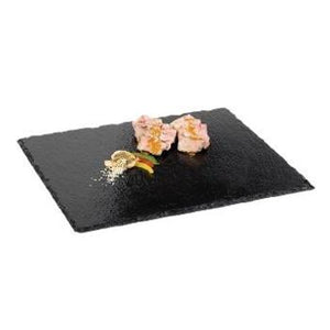 Natural Slate Tray 32.5 x 26.5cm