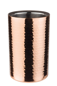 Copper Bottle Cooler 20cm