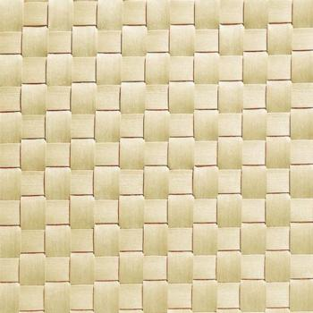 Table Mat Wide Band 45x33cm Beige Pack of 6