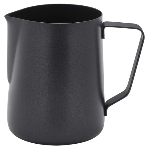Non-Stick Black Milk Jug 340ml/12oz
