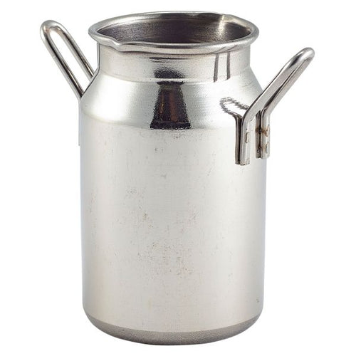 Mini Stainless Steel Milk Churn 5oz