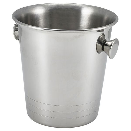 Mini Stainless Steel Ice Bucket 14cm