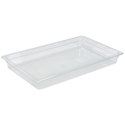 1/1 -Polycarbonate GN Pan 65mm Clear