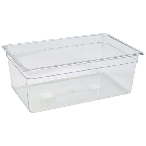 1/1 -Polycarbonate GN Pan 200mm Clear