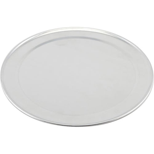Genware Alum. Flat Wide Rim Pizza Pan 14