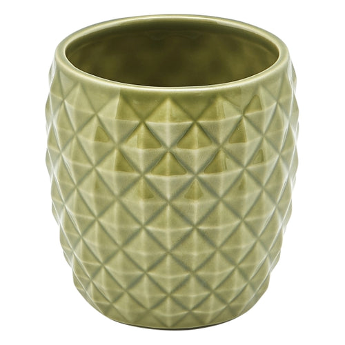 Green Pineapple Tiki Mug 40cl/14oz