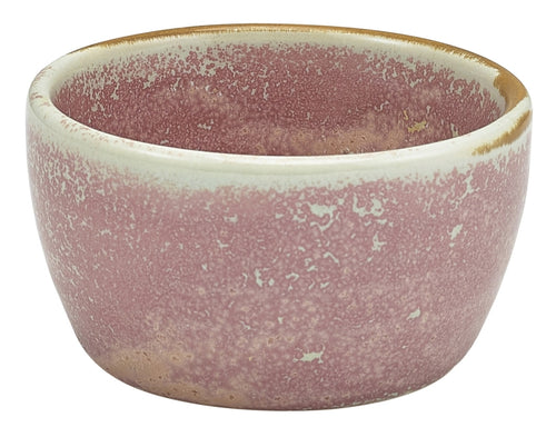 Terra Porcelain Rose Ramekin 7cl/2.5oz - 12 Pack
