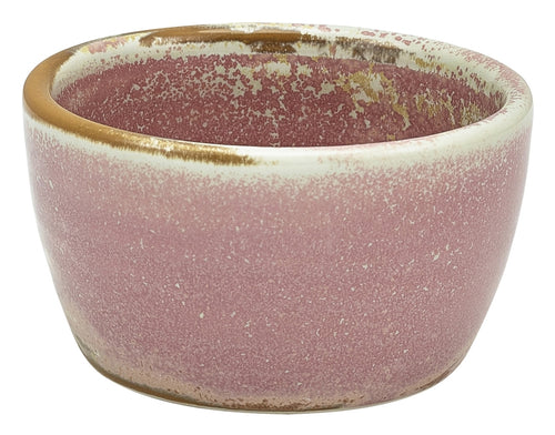 Terra Porcelain Rose Ramekin 13cl/4.5oz - 12 Pack