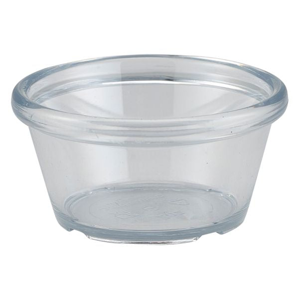 Ramekin 2oz Smooth Clear