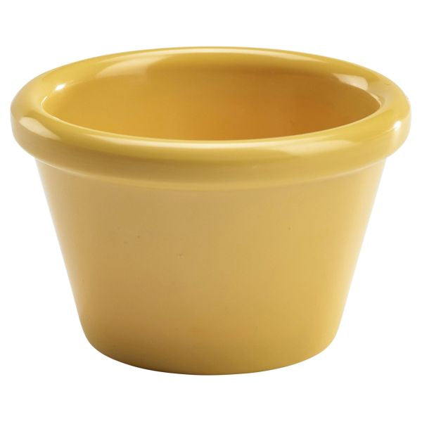 Ramekin 3oz Smooth Yellow