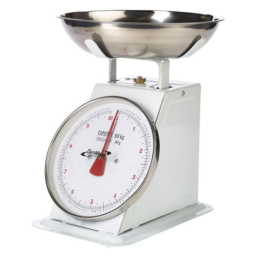 Analogue Scales 10kg Graduated in 50g