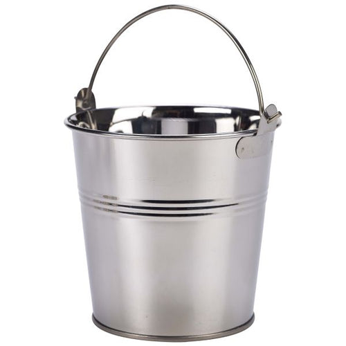 Stainless Steel Serving Bucket 10cm Dia
