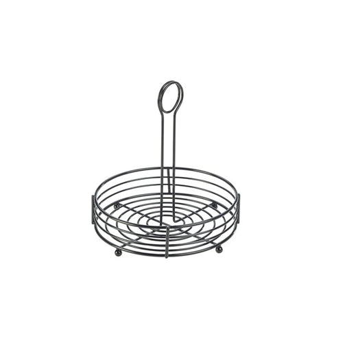 Black Wire Table Caddy 8