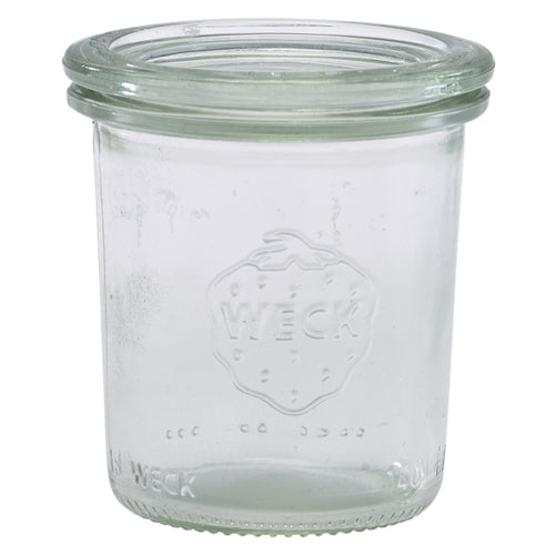 WECK Mini Jar 14cl/4.9oz 6cm (Dia)