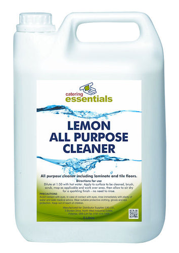 Lemon All Purpose Cleaner 5L