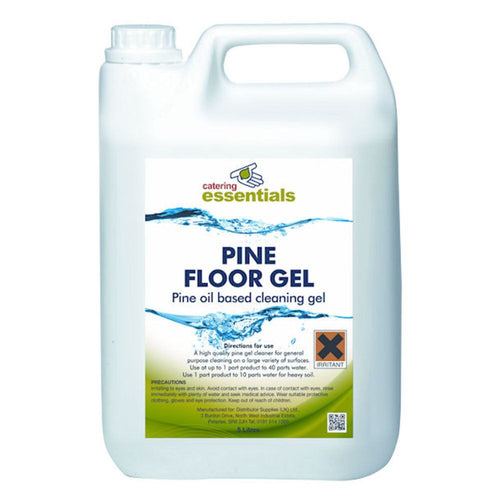 Pine Floor Gel 5Ltr