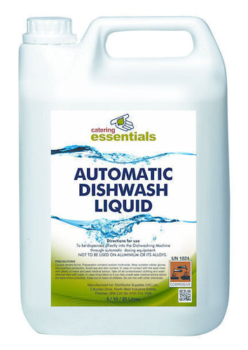 Automatic Dishwash & Tannin Liquid 5Ltr