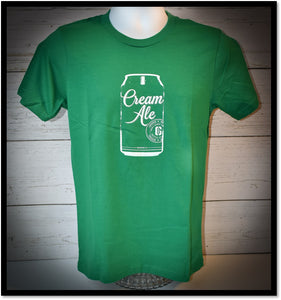 Cream Ale Can Tee
