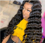 Brazilian Ocean Wave Hair