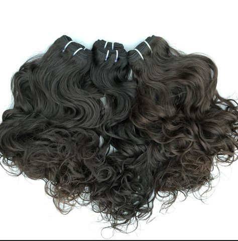 Brazilian Natural Wave Hair - 10 Grade