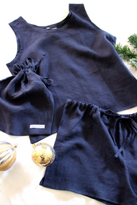 Remnant Pajamas in Navy