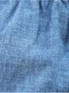 Joy in Chambray