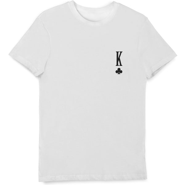 King Of Clubs T Shirt