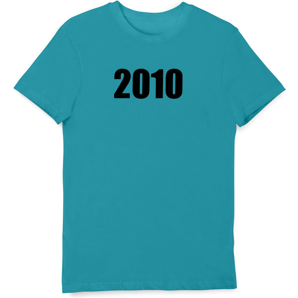 2010 Birth Year T Shirt