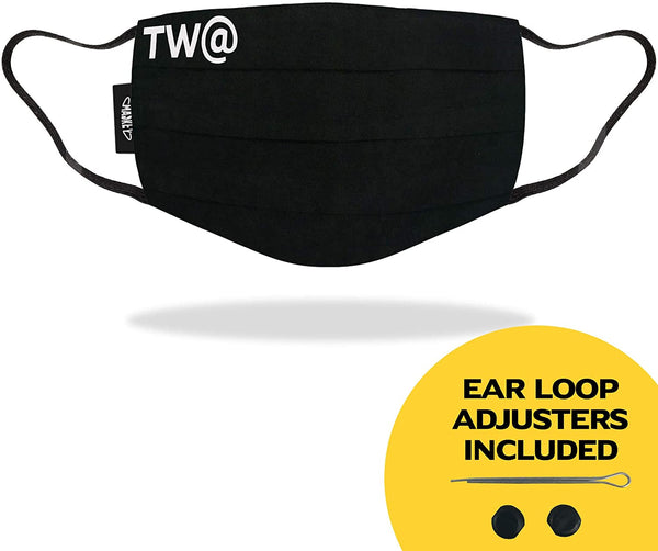 TW@ - Funny Face Mask - LIMITED EDITION