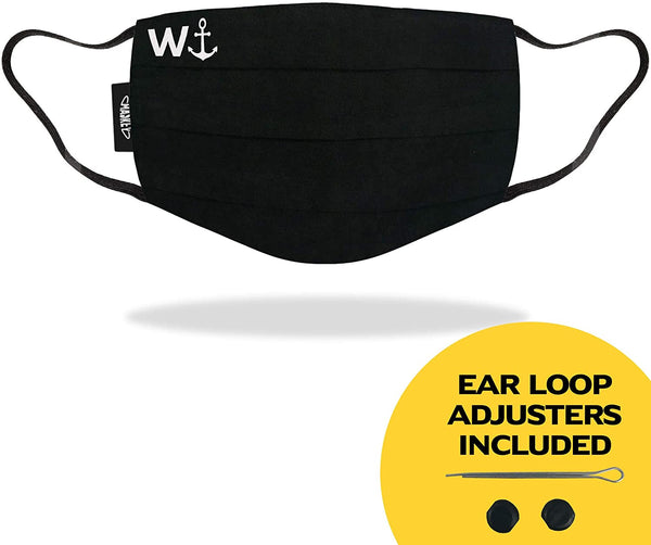W (Anchor) - Funny Face Mask - LIMITED EDITION