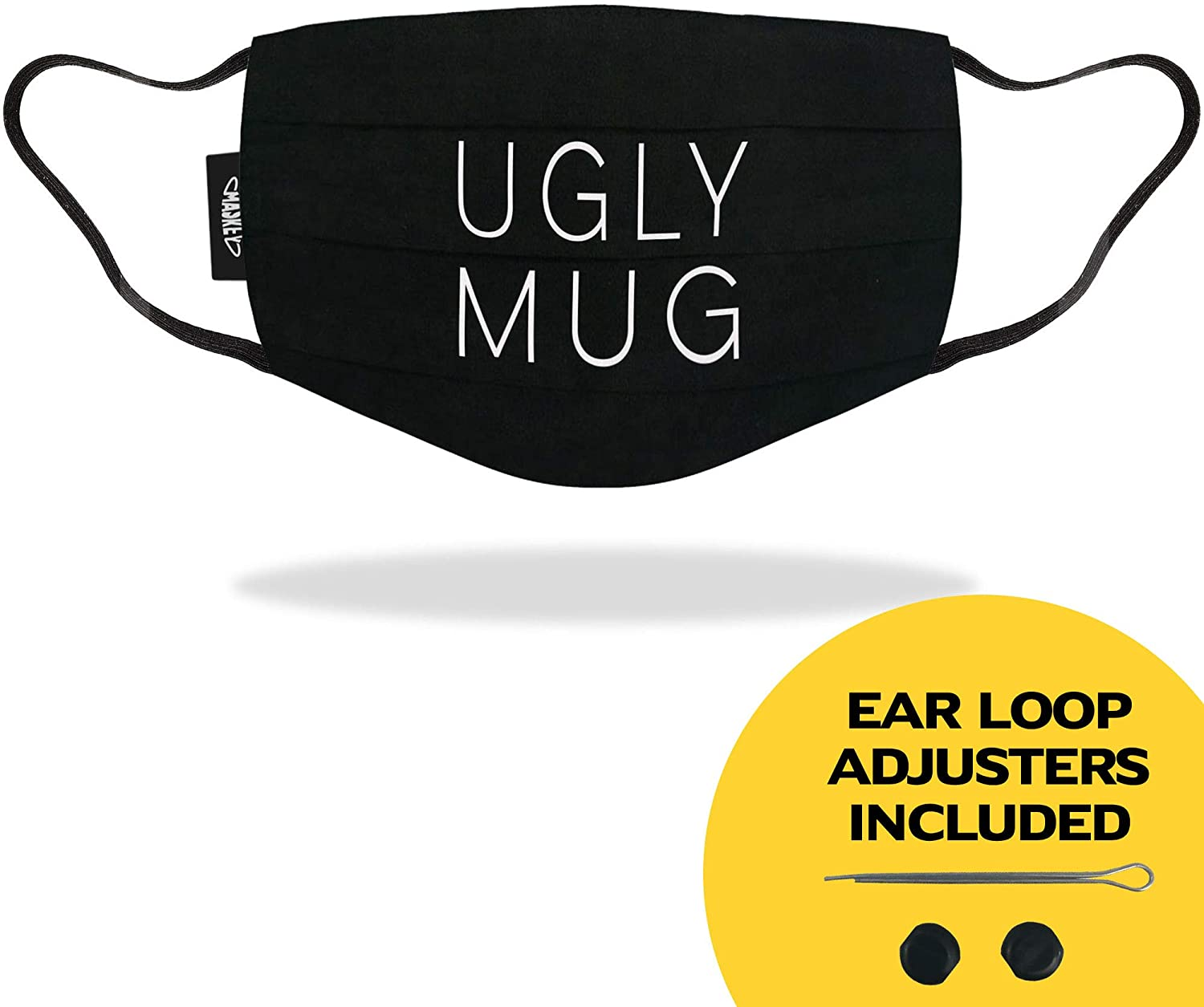 Ugly Mug - Funny Face Mask - LIMITED EDITION