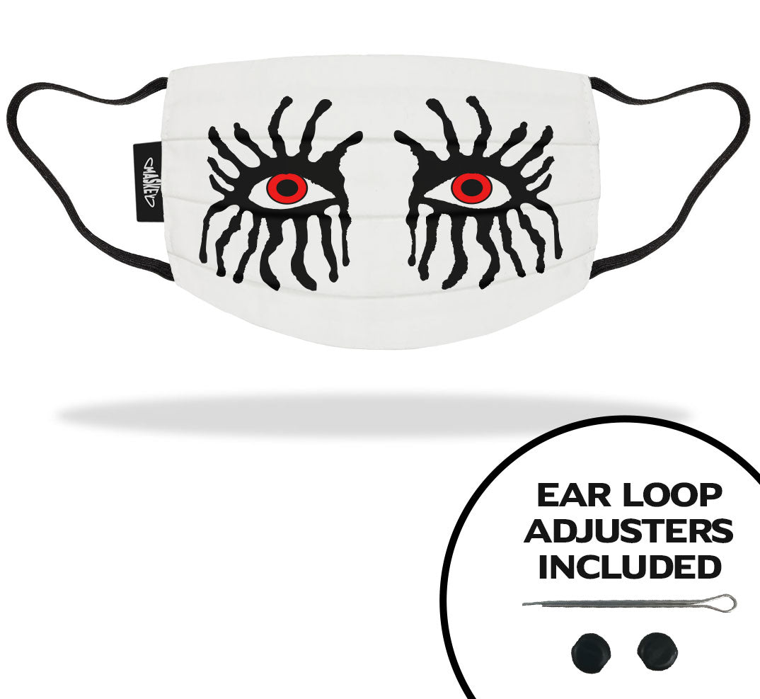 ALICE COOPER FACE MASK | OFFICIAL FACE MASK MERCHANDISE