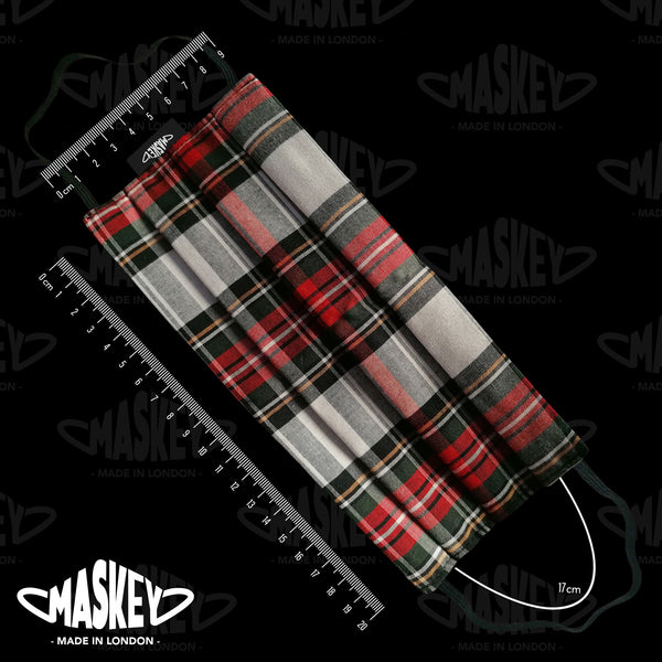 Dress Stewart Tartan Maskey - SPECIAL LIMITED EDITION - (Only 50 Units Made)