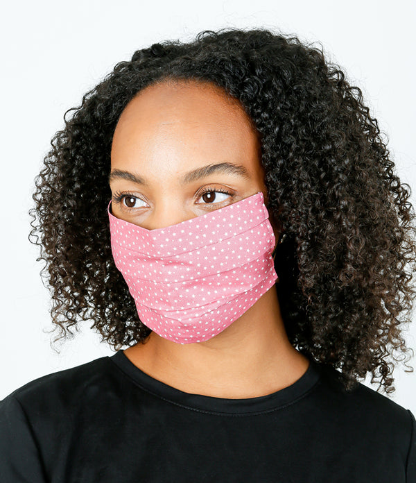 3 Ply Unisex Face Coverings | Dispatched within 48 hours | Made in London