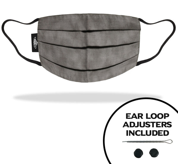 Marble Grey Face Mask
