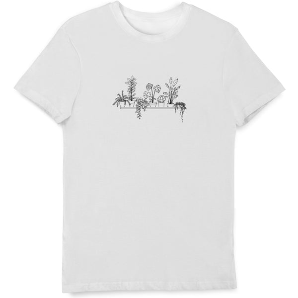 Plants On A Shelf T Shirt