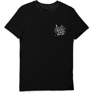 Bird Tattoo T Shirt