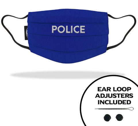 Custom Police Fashionable Face Masks
