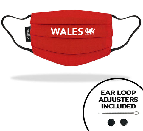 Wales Euro | Face Mask