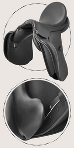 Erreplus Elena Dressage Saddle