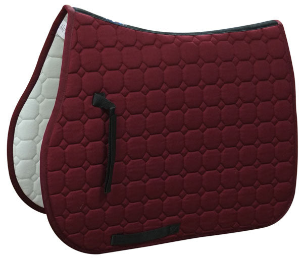 Equiline Sottosella Octagon Saddle Cloth Charlotte