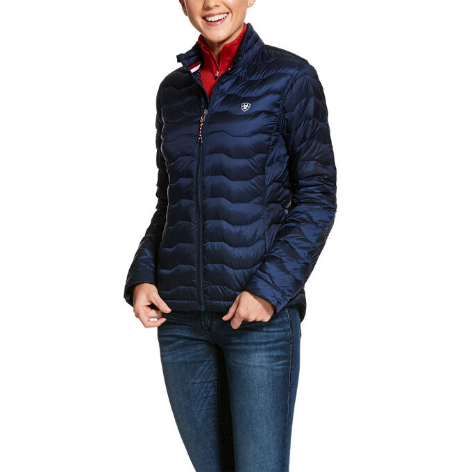 Ariat ideal 3.0 down jacket Navy