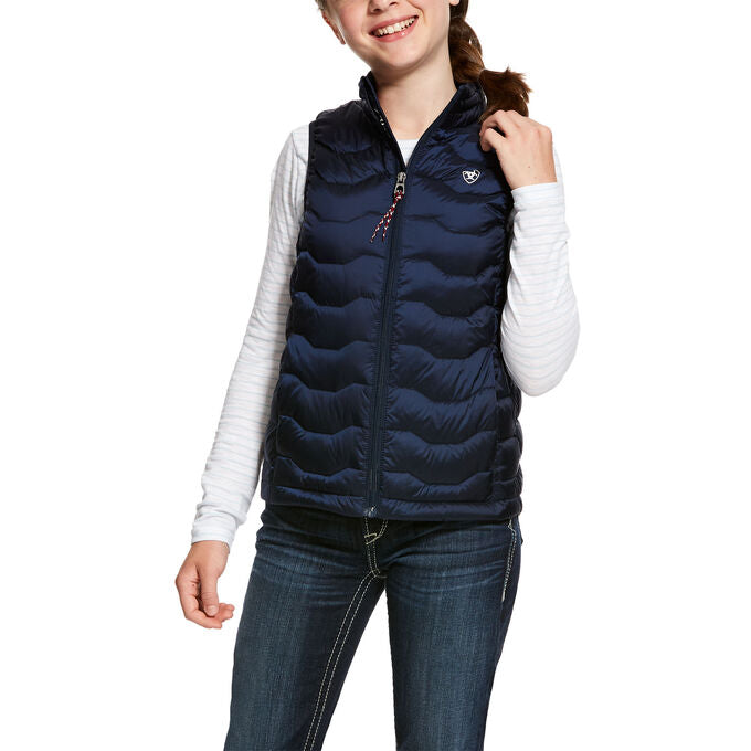 Ariat girls ideal 3.0 down vest