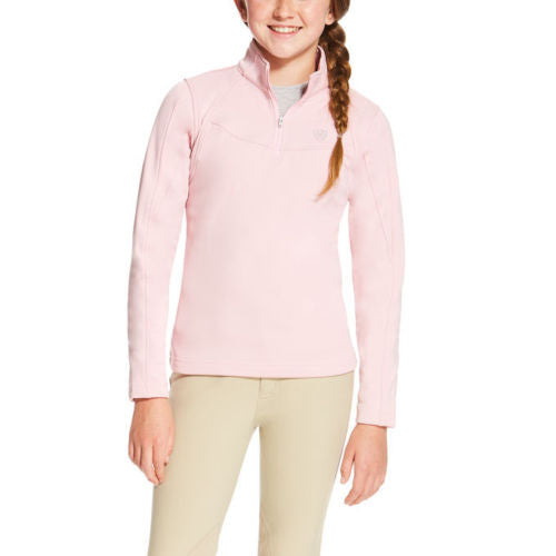 Ariat Conquest 1/4 zip girls